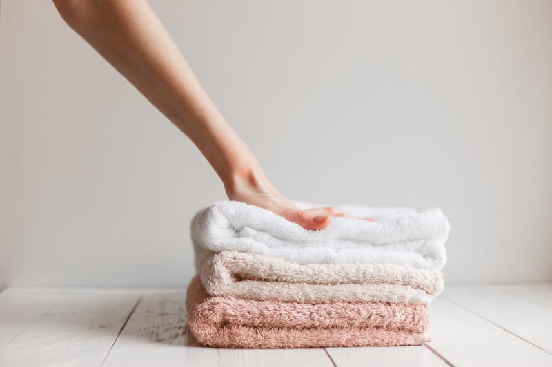 Ruiken jouw handdoeken wel eens zuur gebruik dan dit trucje